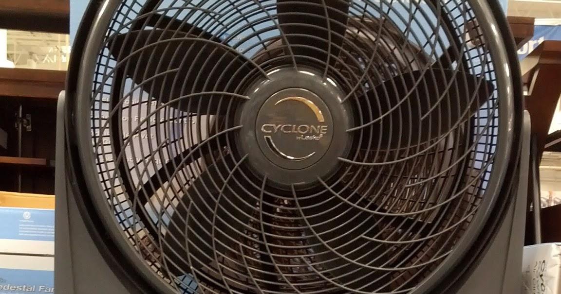 Fans At Costco : Lasko elite collection air circulator cyclone fan costco