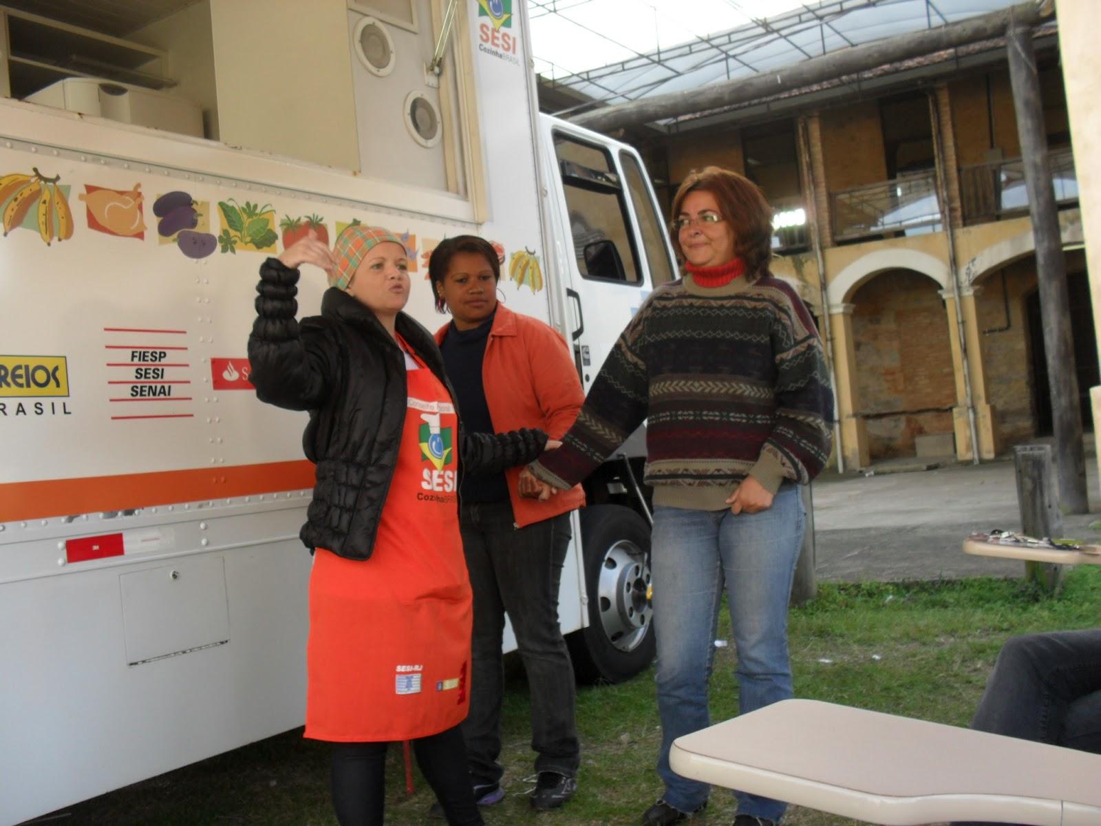 nutricionista Aline Monteiro aplicando a Dinâmica Grupo dos  #AA3121 1600 1200