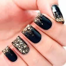 modelo de uñas cortas navidad 2013