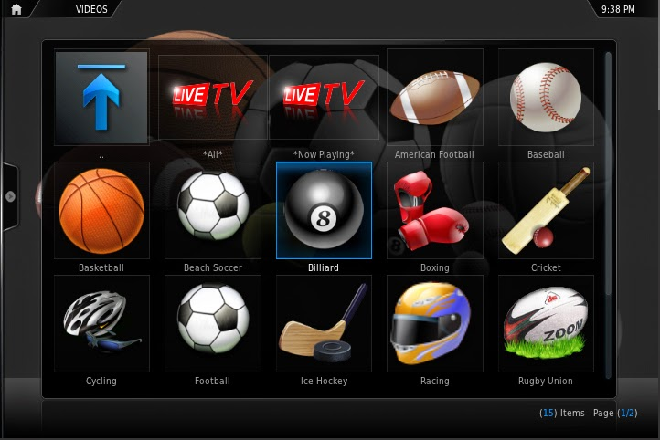 SportsDevil Kodi Addon - SportsDevil Repo - Tutorial Iptv ...