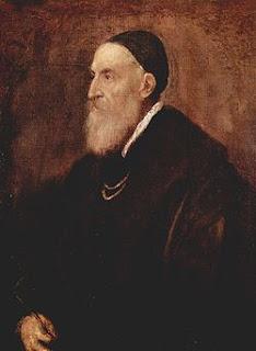 Autorretrato de Tiziano