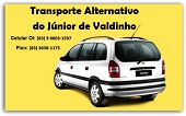 Transporte Alternativo do Júnior de Valdinho