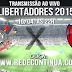 Corinthians x San Lorenzo - 22hs - Libertadores - 16/04/15