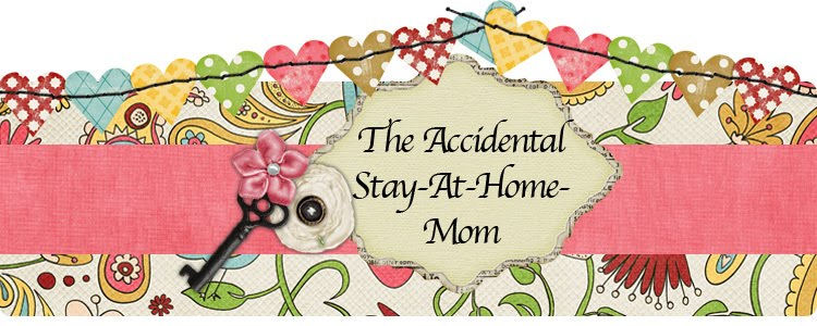 The Accidental Stay-At-Home-Mom