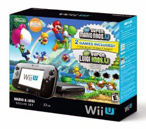 Limited Edition Wii U Giveaway