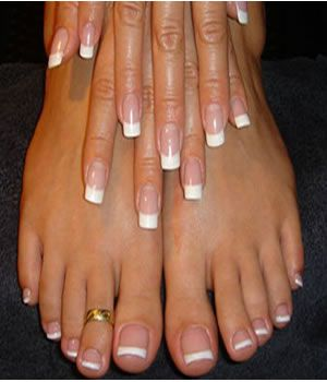 Love Toe Nail Designs