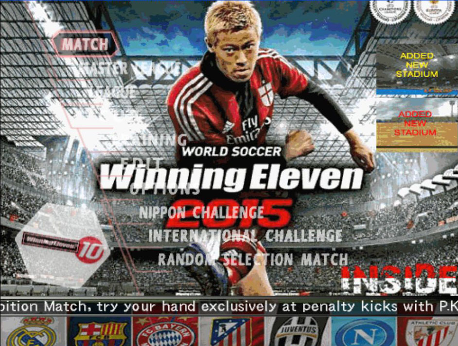 Download winning eleven 9 patch 2015 euro