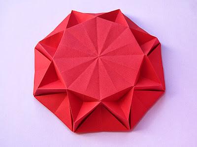 origami Sole infinito 2 - Infinity Sun 2 byFrancesco Guarnieri