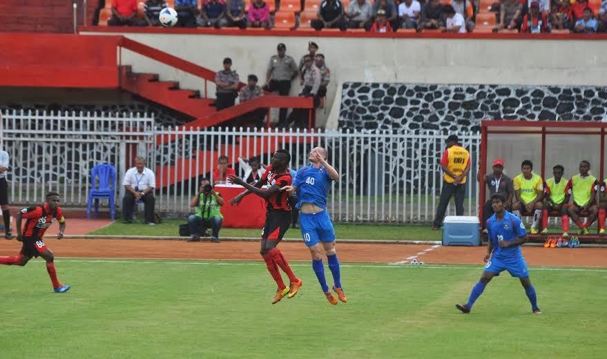 Persipura Jayapura vs Churchill Brothers - AFC Cup 2014