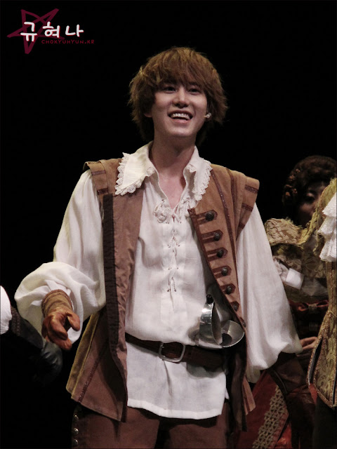 Kyuhyun The Three Musketeer 8