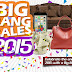 The Big Bang Sale Event 2015. Back with a Bang!