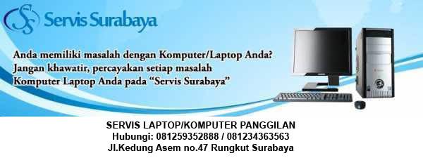 Servis Laptop Murah di Surabaya
