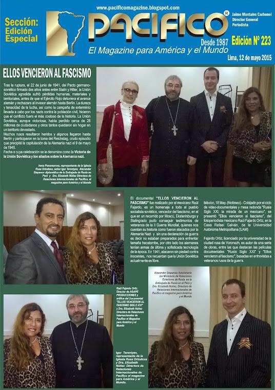 Revista Pacífico Nº 223 Edición Especial