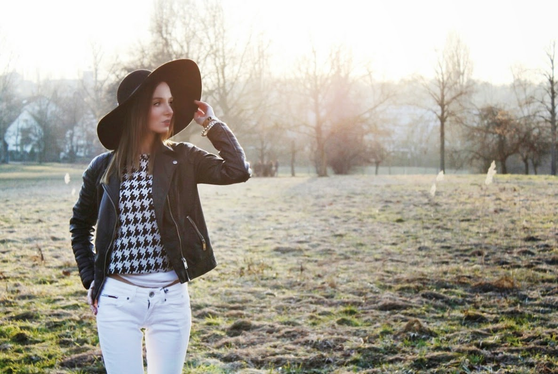 Outfit: BLACK MEETS WHITE-Gegensätze ziehen sich an