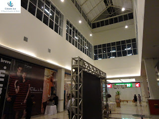 Novo corredor do Cariri Garden Shopping.
