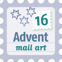 A 24 day mail art adventure