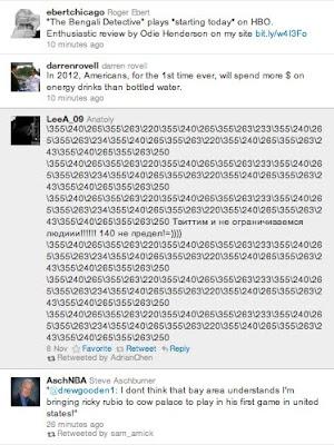 el tuit twitter mas largo del mundo