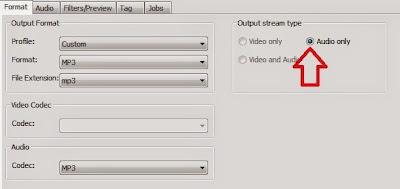 9 langkah cara mengubah video menjadi mp3