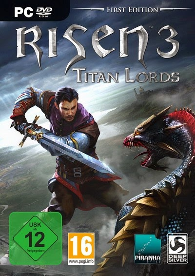 Risen 3: Titan Lords Single Link Iso Full Version