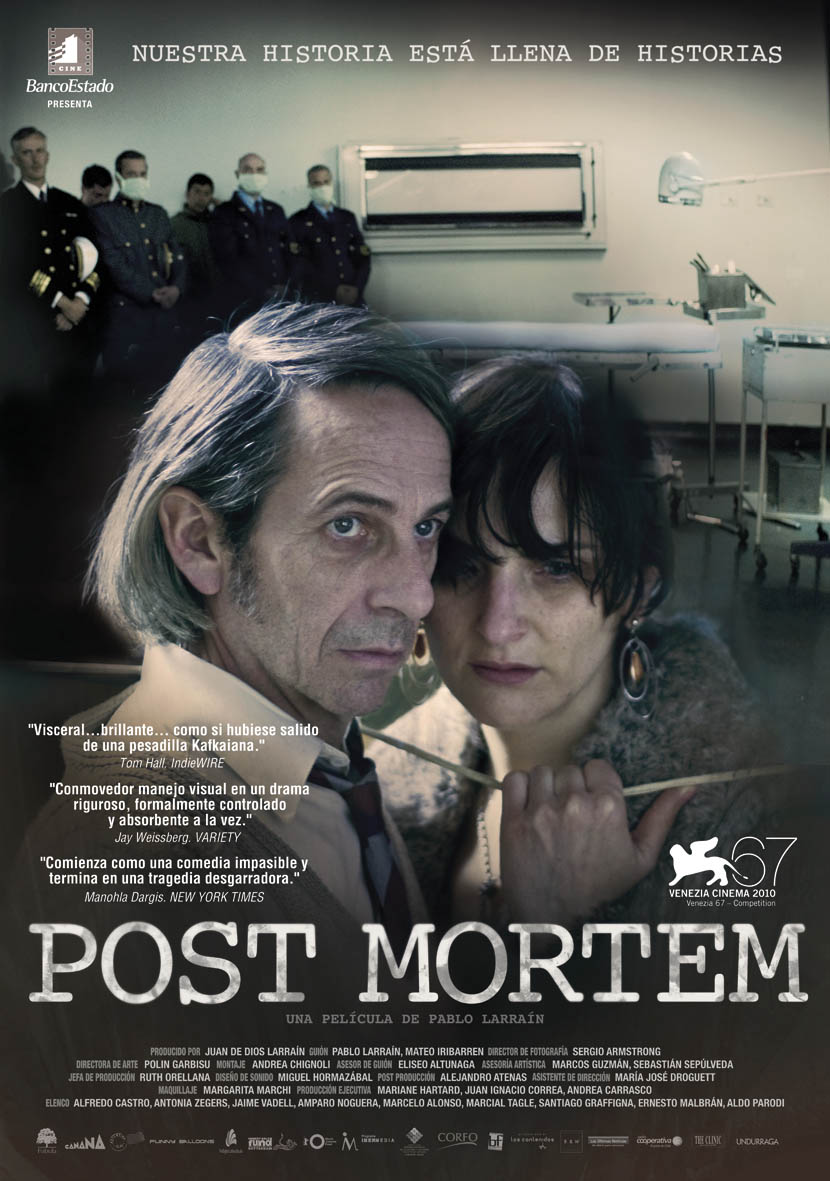 Post-Mortem movie