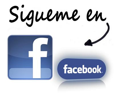 Pincha aquí para seguirme en Facebook