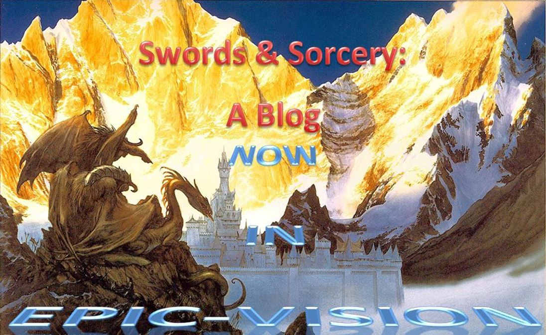 Swords & Sorcery: a blog