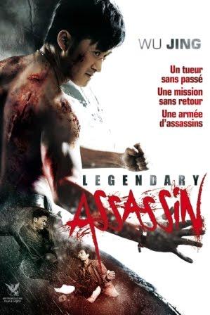 Legendary Assassin (2008) Dual Audio Hindi 720p BluRay 1GB ESubs Free Download