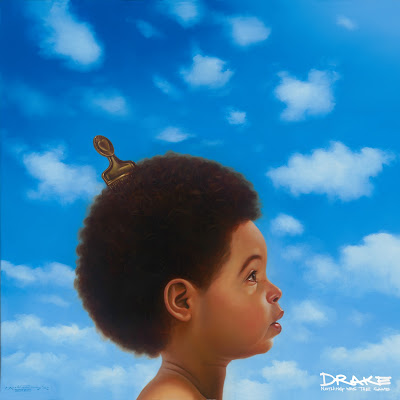 portada de drake nothing was the same de pequeño
