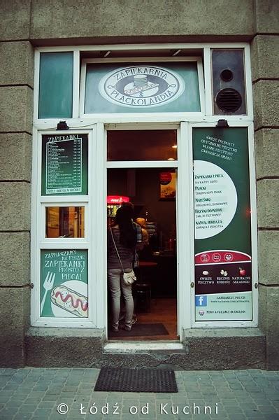 Zapiekarnia i Plackolandia Łódź od Kuchni