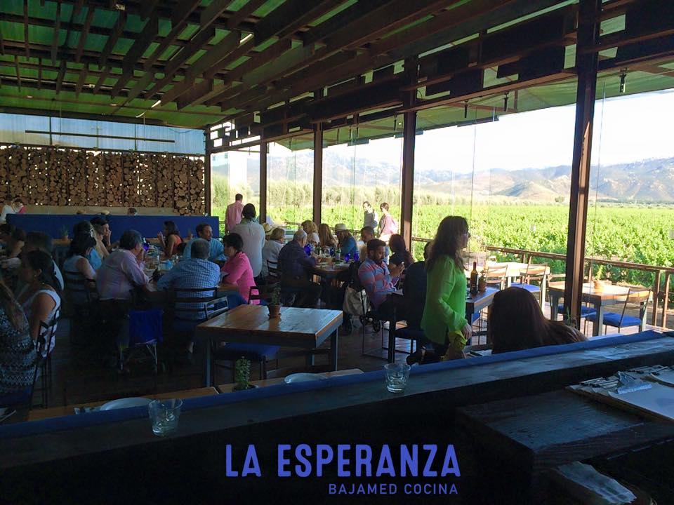 Restaurant 360 La Esperanza Baja Med Cocina