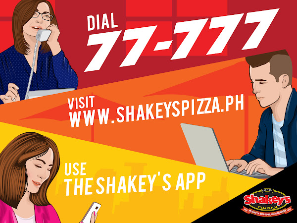 It's Shakey's Time and I'm giving away Shakey's Monster Meal Deal GCs!