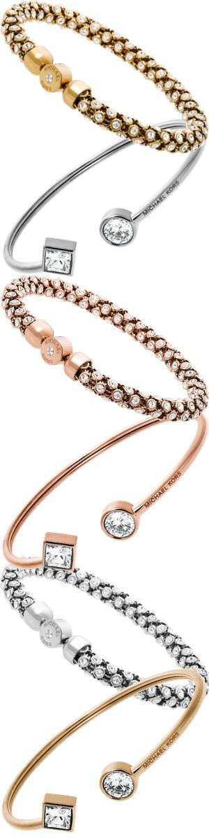 Michael Kors Assorted Bracelets and Bangles