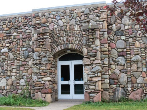 fieldstone school, Leonidas, Michigan
