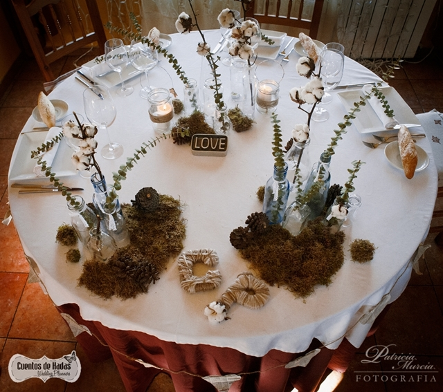 Decoracion Para Bodas De Invierno ~ boda de invierno; la decoraci?n {Winter family wedding}  Bodas de