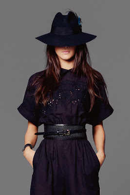 Kendall Jenner Miss Vogue Australia December 2012 issue