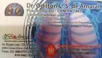 Dr. ODILTON AMARAL - Pneumologista CRM-PA 7865