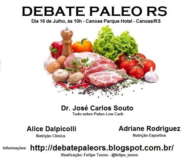 Debate Páleo RS