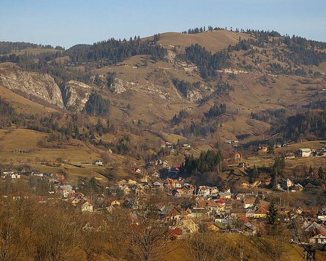 Rucar Bran - Romania