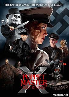 Binh Đoàn Kinh Dị -  Puppet Master X: Axis Rising (2012)