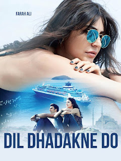 Film Dil Dhadakne Do 2015 DVDRip 720p Subtitle Indonesia