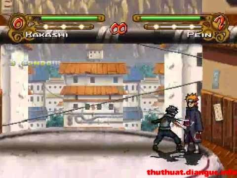 Download Naruto Battle Mugen – Game đối kháng cực hay cho PC