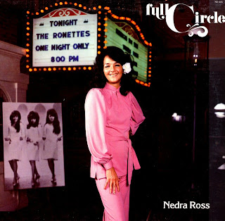 NEDRA ROSS - FULL CIRCLE