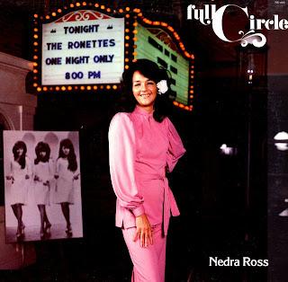 Cover Album of NEDRA ROSS - FULL CIRCLE