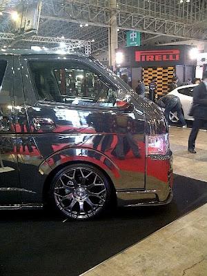 PICTURE Tokyo Auto Salon 2012