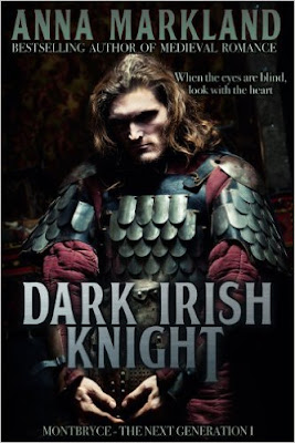 anna markland, dark irish knight, book review