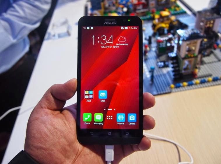 ASUS ZenFone 2 ZE551ML Quick Review, The Affordable Flagship
