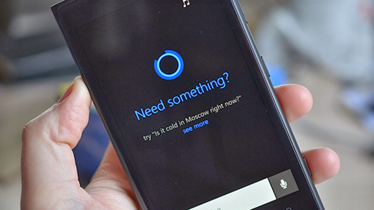 Microsoft Cortana may be Microsoft's next: details leaks@technofia.com
