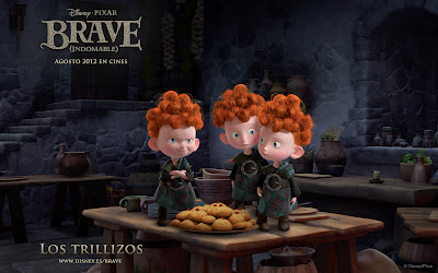 brave indomable disney pixar