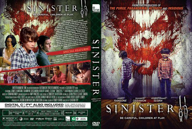 Sinister 2 – Latino