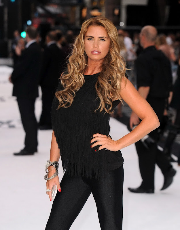 Katie Price hotter than ever